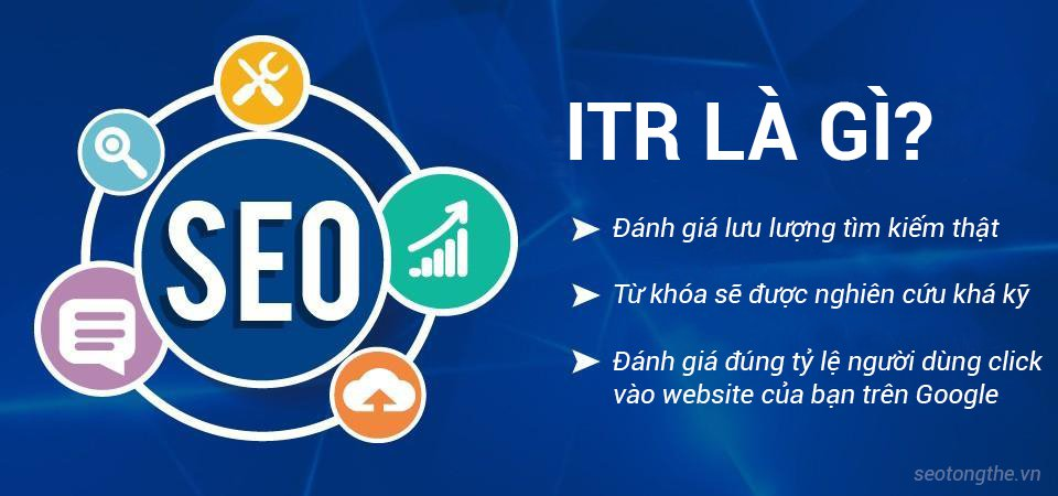 ITR là gì - Cách tính chỉ số ITR trong SEO