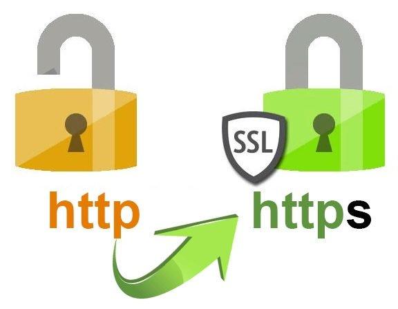 Hướng dẫn chuyển từ HTTP sang HTTPS không bị mất thứ hạng