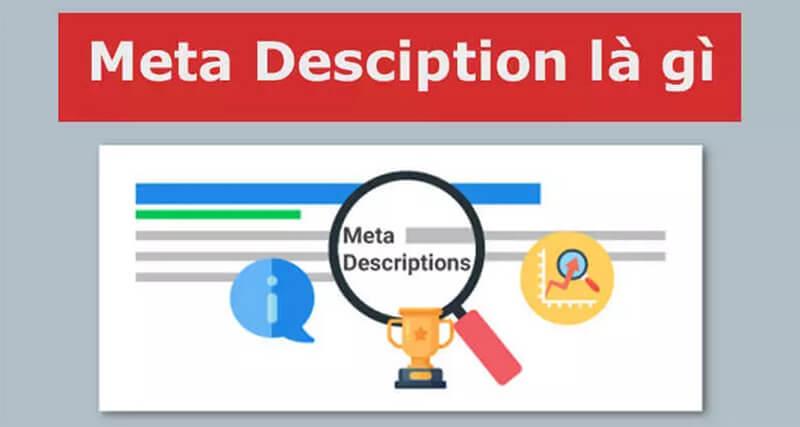 Meta Description là gì? Hướng dẫn tối ưu Description khi làm SEO website