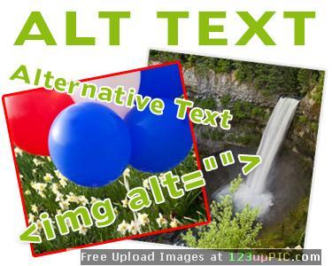 Thuật ngữ ALT/ALTERNATIVE TEXT