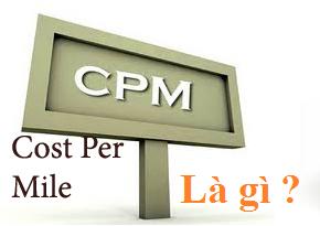 Thuật ngữ CPM