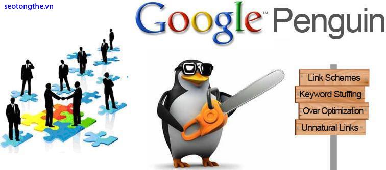 Thuật toán Google Penguin và cách khắc phục