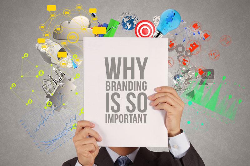 thương hiệu của công ty lại rất quan trọng